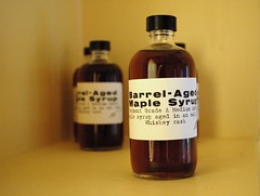 New Project: Barrel-aged Maple Syrup (A. Drauglis) Tags: maple barrel whiskey rye syrup aged