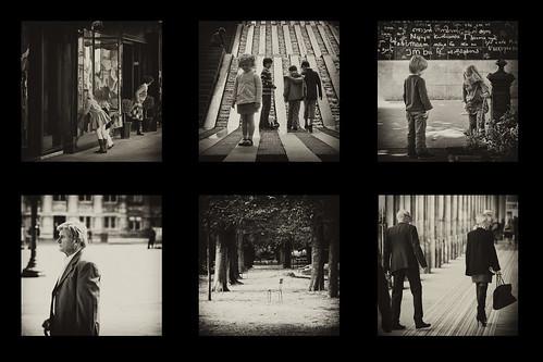 Scènes de rue
