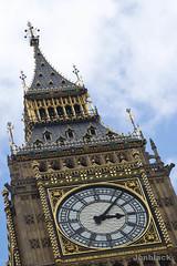Whats the time mr Ben? (jonblack) Tags: blue sky cloud london clock big nikon time ben tall d3100