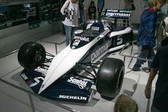 Rennwagen - BMW Museum
