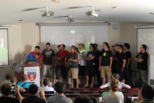 rulu staff and speakers