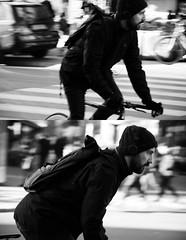 [La Mia Citt][Pedala] (Urca) Tags: portrait blackandwhite bw itali