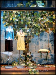 it's spring at anthropologie (jodi*mckee) Tags: rockefellercenter anthropologie