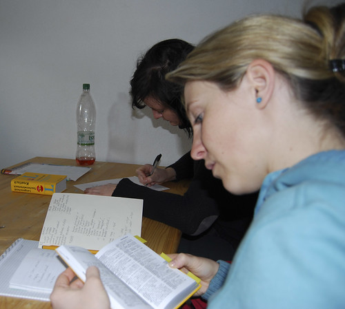 Learning bosnian by Brenda Annerl, on Flickr
