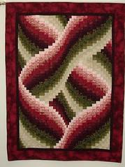 Material Girls' quilt