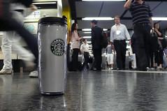 mtr- hong kong (jobarracuda) Tags: train subway lumix hongkong starbucks tsimshatsui mtr fz50 panasoniclumixdmcfz50 jobarracuda jobar tsimshatsuistation mystarbucksmugsadventure starbucksmuc