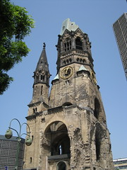 Kaiser Wilhelm Memorial Church by Bernt Rostad, on Flickr