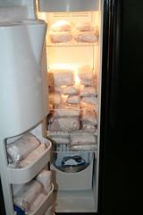 fridge full