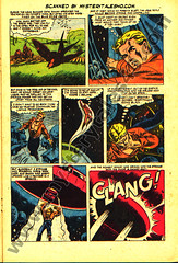 Sammy's Secret (page 3) scan from Mystery Tales 40