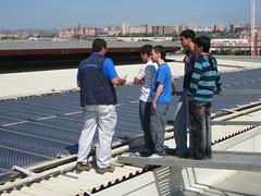 els captadors solars tèrmics