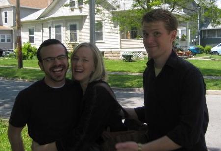 Doug, Edan, Ryan