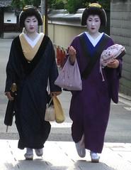 Traditional Kyoto (sara77_zid) Tags: woman japan donna women kyoto asia sara geiko geisha donne kimono tradition giappone tradizione