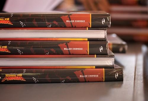 Kung Fu Panda Book's