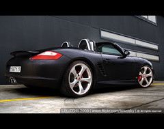 Porsche Boxster Techart (Lewosky) Tags: espaa beauty danger speed germany corua europe dream fast super f1 galicia german coche porsche needforspeed supercar aleman arteixo arteijo 30525zr20