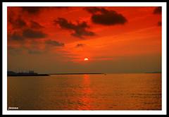 AMANECER (joxe@n) Tags: las españa del de la spain alicante amanecer santapola naturesfinest olequebonito spainitalyes aybalaostia wwwzzz