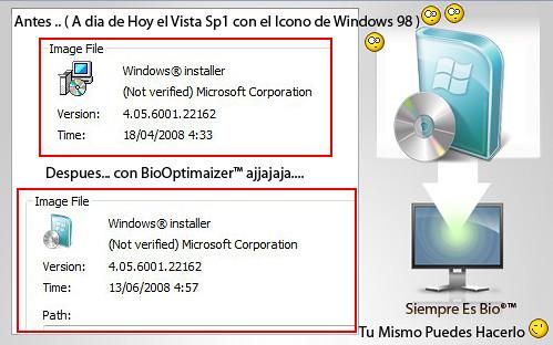 Windows Installer 4 5 Final MOD X86 Vista BioMOD®