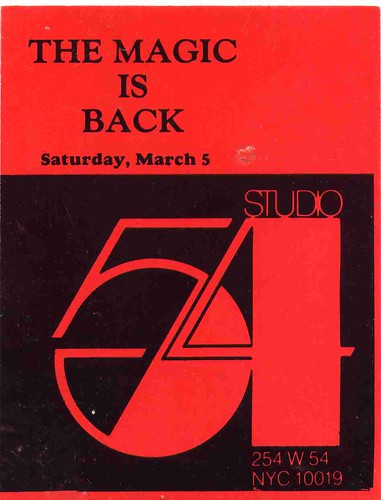 Studio 54, after the jail time