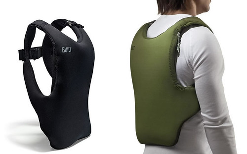 Review: BUILT Laptop Backpack (Hey, guys love bags too!) « theory ...