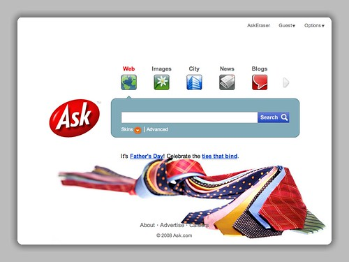 Ask Fathers Day Logo