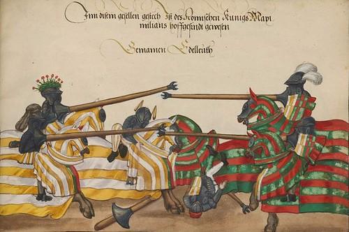 09-Nuremberg torneo en 1491, 22r