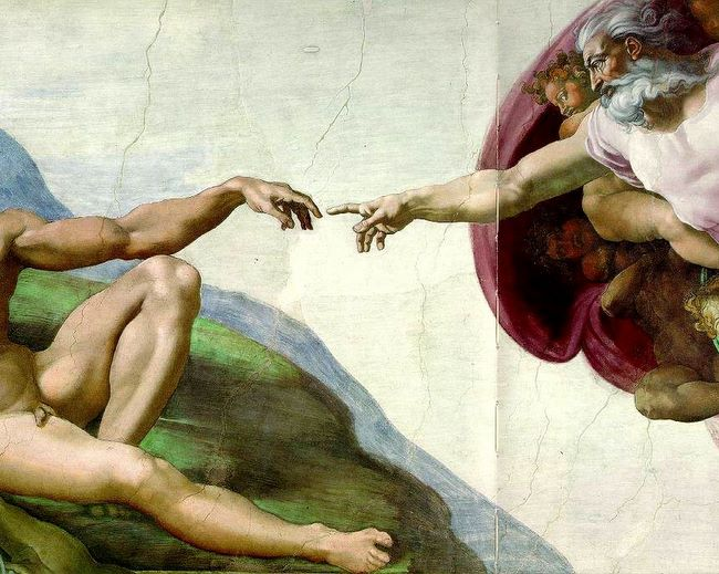 michelangelo-creation+