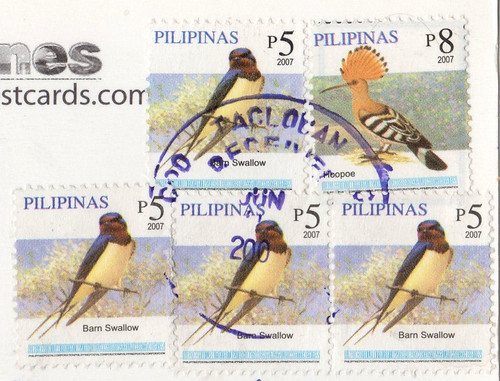Pilipinas Stamps
