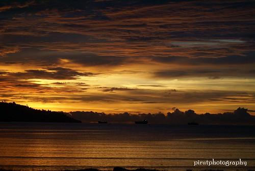 Tanjung Lipat Sunset 3rd