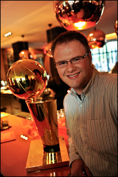Celtics Championship Trophy