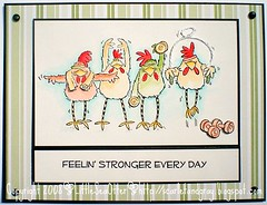 Feelin' Stronger Everyday