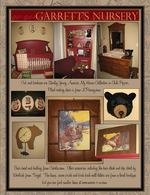 moose and bear nursery
