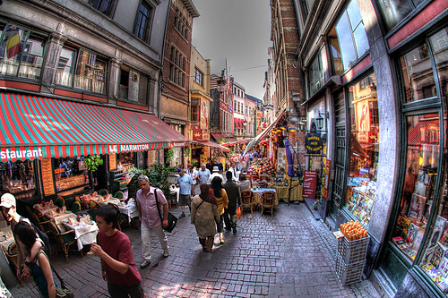 Belgium Streets 1