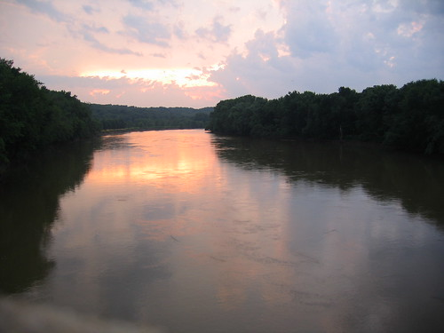 Sunrise on the Wabash