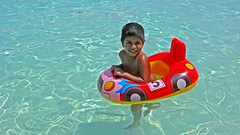 Jood turns 4 (ahmed (John)) Tags: birthday travel family people holiday love beach water sport kids lagoon fourth maldives excellence yougotit jood plus4 plus4excellence invitedphotosonlyplus4
