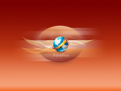 Firefox Wallpaper 1