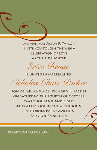 """green tea"" wedding invitation (sample), Green tea Wedding card, wedding invitation designs, wedding invitation samples, wedding plan., wedding cakes, flowers, invitation, photos, gowns, dresses"