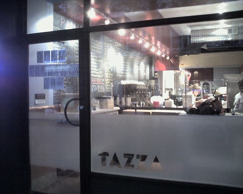 Tazza on Clark