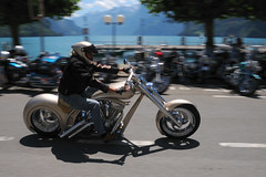 seaside-ride (Toni_V) Tags: shadow bike schweiz seaside europe suisse brunnen harley harleydavidson motorcycle hog panning 2008 motorrad d300 vpower hogrally toniv 05072008 toniv 1685mmf3556gvr