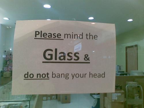 No headbangers