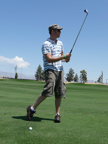 Golf at Desert Pines