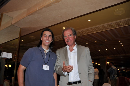 Me and Nicholas Negroponte