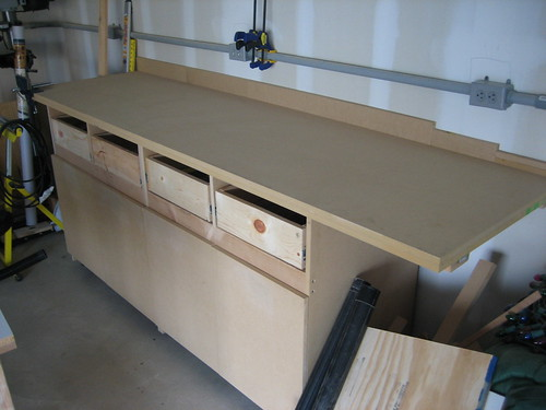 Workbench: 95% done