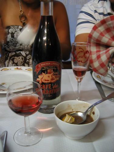 Lyon Dinner: Ouefs Meurette