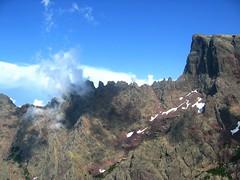 Du sommet de Capu Scaffone, vue sur la Grande Barrière côté Brèche des Géologues