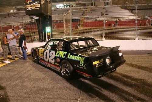 Geoff Bodine's car