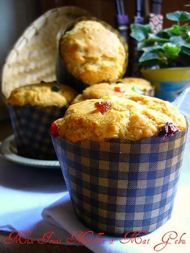 Mix Fruti Muffin