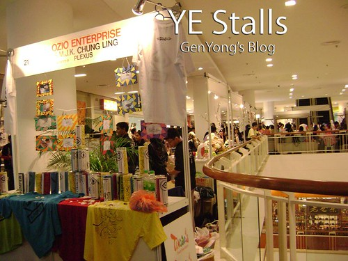 YE Stalls
