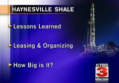 KTBS Haynesville Shale Special