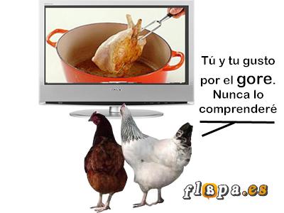 pollo gore