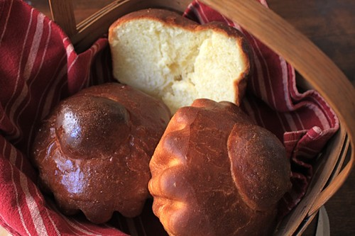 Brioche:  Sherry Yard's Lean Recipe
