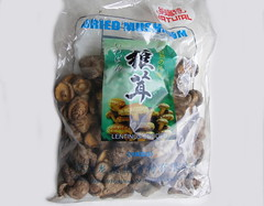 Gedroogde chinese champignons